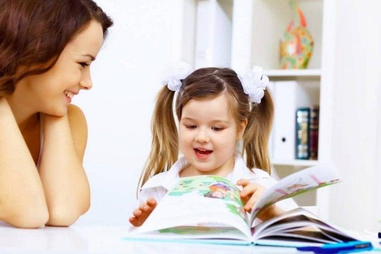 Kuinka saada lapsi kiinnostumaan lukemisesta?