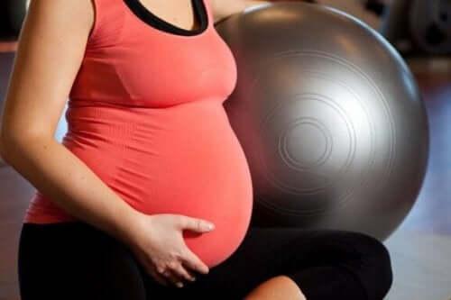 Liikunnan harrastaminen raskauden aikana