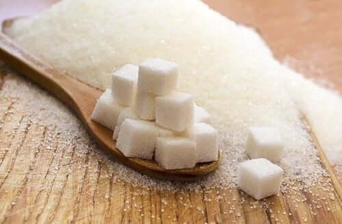 ihon hiivatulehdus ja sokeri