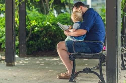 Glenn Doman -metodi: opetella lukemaan