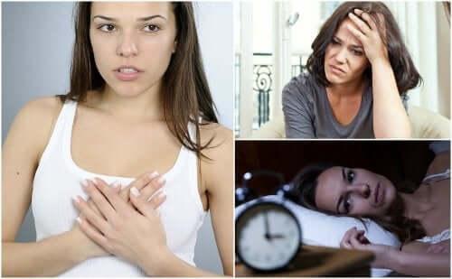 7 sydäninfarktin merkkiä, jotka naisilla on tapana sivuuttaa