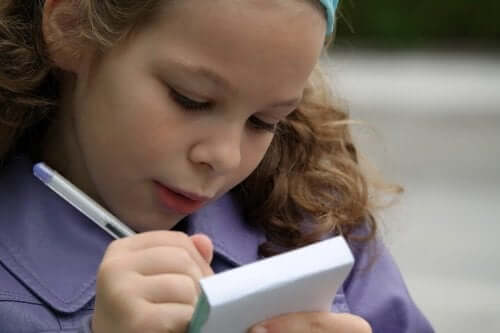 haluatko opetella kirjoittamista lapsesi kanssa