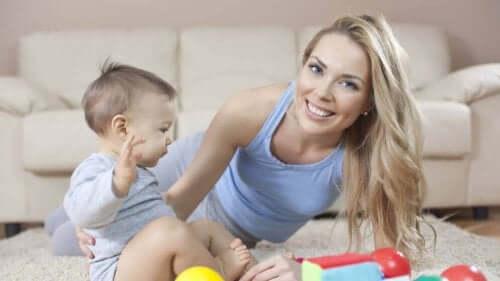 kuinka valita lapsenvahti vauvalle