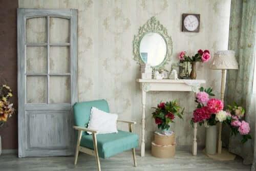 Uudista ja kierrätä vanhat huonekalut
