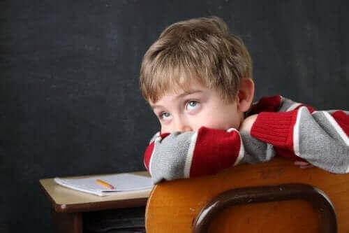 ADHD lapsella: havaitseminen ja hoito