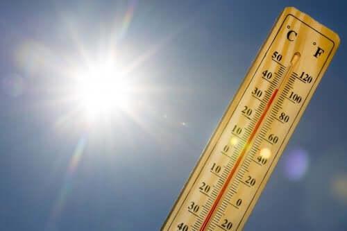 Hypertermian eli lämpöhalvauksen hoito