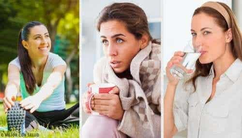 8 sairautta, jotka aiheuttavat kylmyyden tunnetta