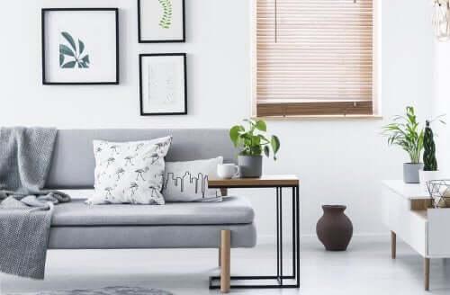 Luo minimalistinen koti 8 vinkin avulla