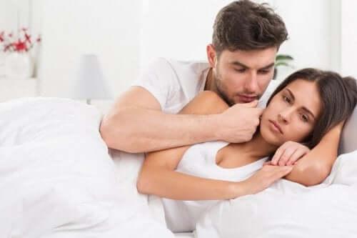 Seksistä nauttiminen edellyttää rentoutumista