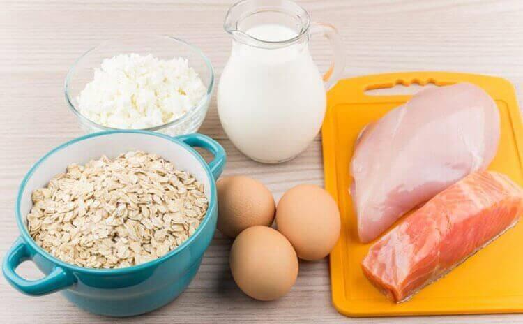 Sokerinhimon hillintä onnistuu syömällä enemmän proteiinia