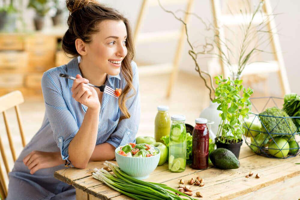 ravitseva kasvisruokavalio