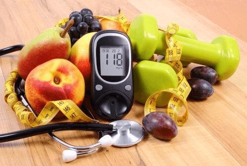 Diabetesta sairastava lapsi joutuu omaksumaan terveelliset elämäntavat
