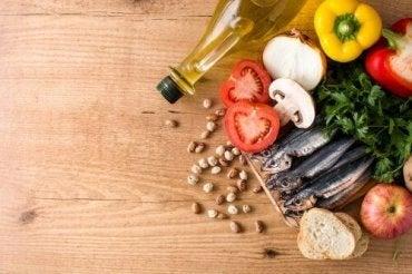 Välimeren ruokavalion noudattaminen: 10 perusasiaa