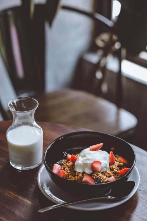 diabetesta sairastavan aamiainen