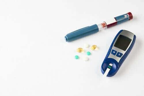 Glukoosimittarit diabeteksen hoidossa