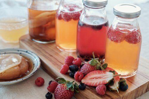 Hedelmähaudukkeiden valmistus: 5 helppoa reseptiä