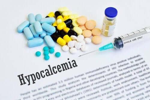 Hypokalsemian oireet ja hoito