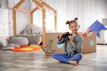 Lastenhuoneen sisustus: helpot ja hauskat ideat