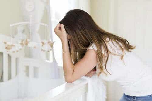 Miten voittaa synnytyksen jälkeinen masennus?
