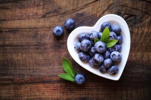Munuaisten terveyden hoito mustikoita syömällä