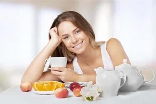 Onnistunut dieetti on sellainen, jota pystyy noudattamaan pitkään