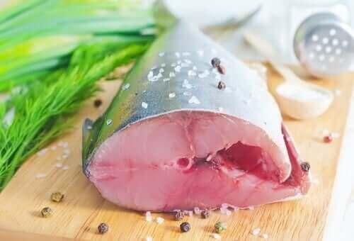 rasvaisen kalan syönnin hyödyt