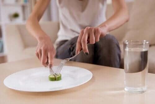 syömishäiriö on mielisairaus