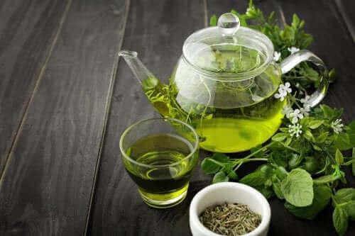 Vihreä tee parantaa verenkiertoa