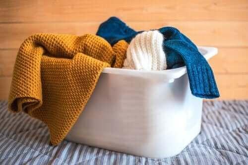 Vinkkejä villavaatteiden pesemiseen