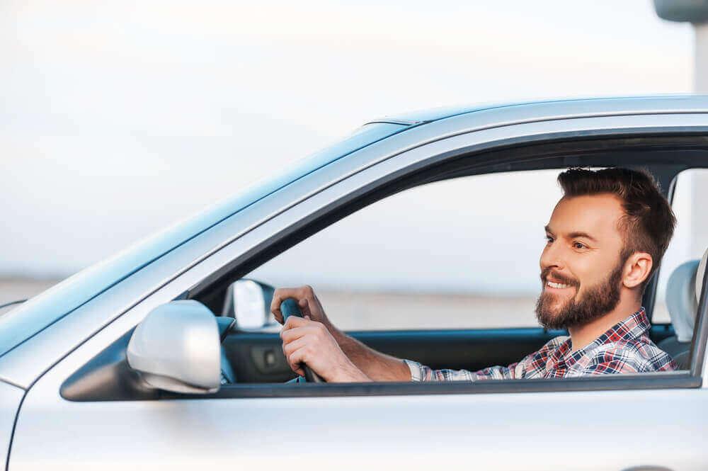 Hyvä ilmanvaihto pitää sinut hereillä ajaessa.
