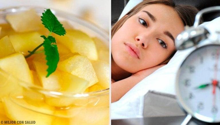 Terveellisiä aterioita unettomuuteen: 6 vaihtoehtoa