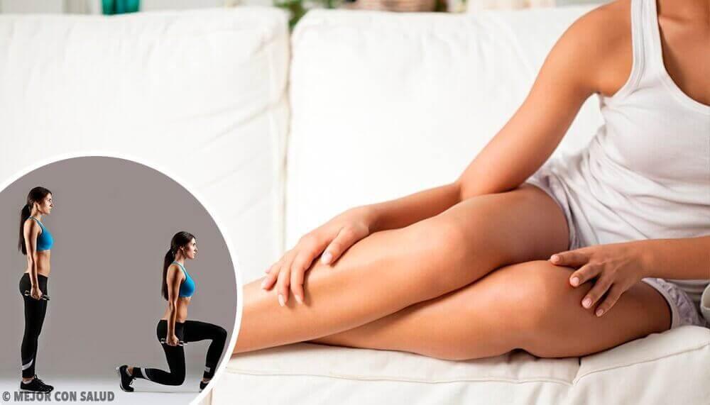 Harjoituksia jalkalihasten kasvattamiseen