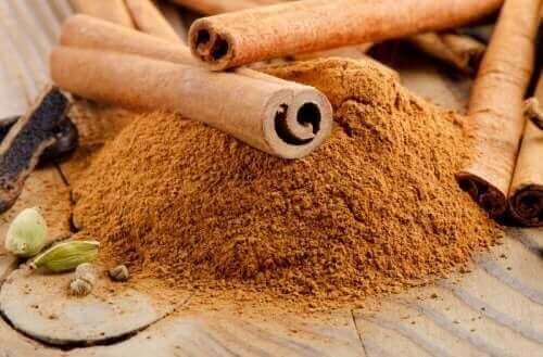 Kanelilla luonnollista helpotusta ruoansulatukseen.