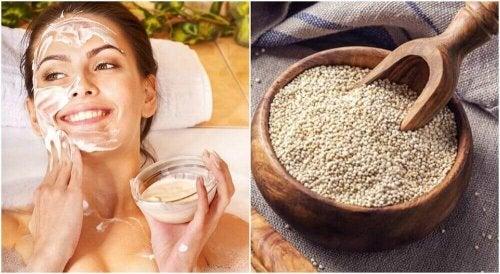 Miksi kvinoaa kannattaa käyttää ihonhoidossa?
