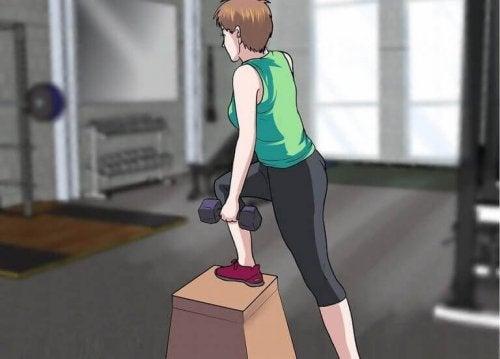 Näin liikut aiheuttamatta lihashypertrofiaa
