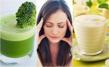 Stressiä torjuvat juomat: 5 maukasta vaihtoehtoa