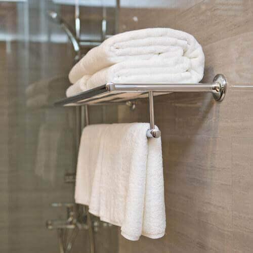 Pyyhkeet vanhenevat