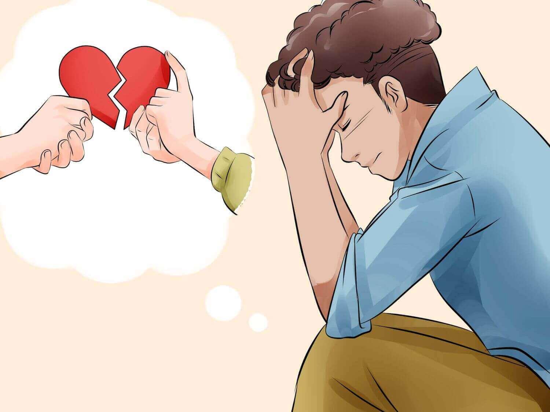 Uuden parisuhteen aloittaminen pelottaa, kun sydän on särkynyt.