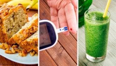 Diabeetikoille sopivia reseptejä