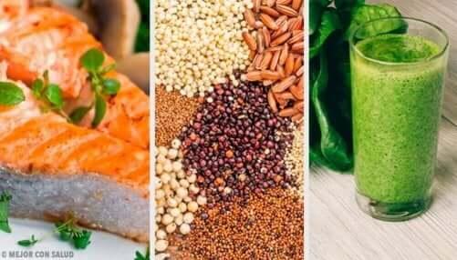 Leptiiniherkkyyden lisääminen 7 ruoka-aineella