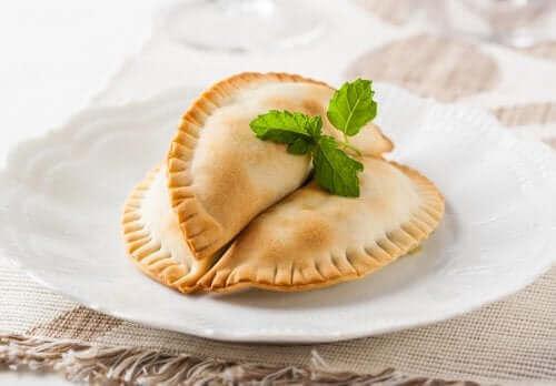 Vegaaniset empanadat: kaksi herkullista reseptiä