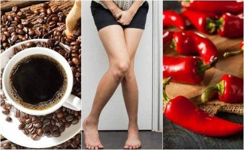 Yliaktiivinen virtsarakko: vältä näitä viittä ruokaa