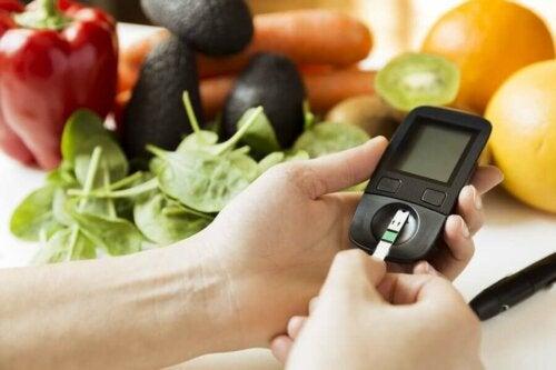 Glykeemisen indeksin tarkoituksena on mitata elimistön verensokeritasoja eri elintarvikkeiden nauttimisen jälkeen