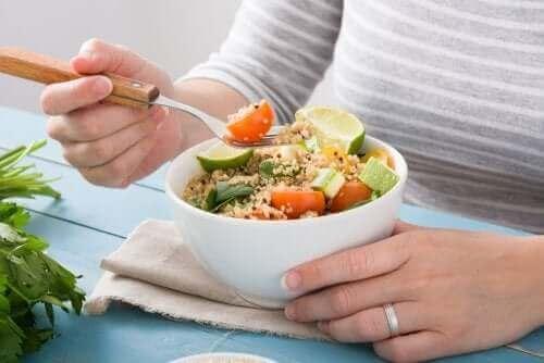 Vegaaniruokavalio tulee suunnitella huolella
