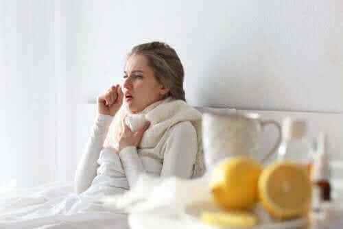 Näin selätät flunssan kotona ilman lääkitystä