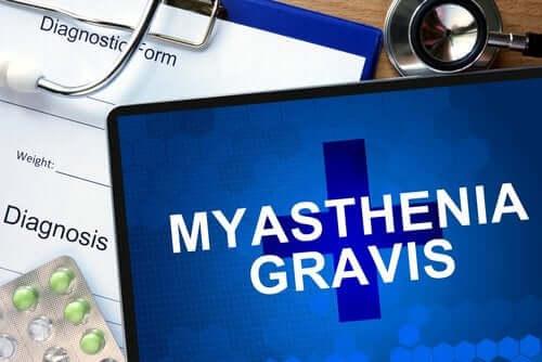 Myasthenia gravis: millainen sairaus on kyseessä?