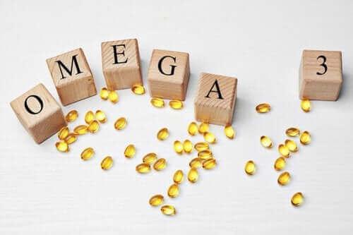Omega-3 on elimistölle välttämätön rasvahappo
