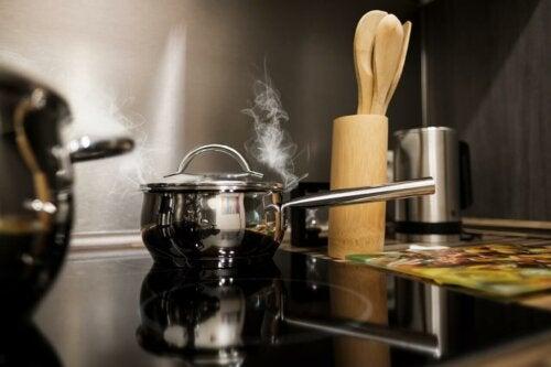 Ruoan oikeaoppiminen kypsentäminen vähentää ruoansulatukseen käytetyn ajan lisäksi myös yhtäjaksoiseen pureskeluun käytettävää energiaa