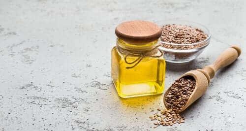 Omega-3 -rasvahappojen kasviperäisiä lähteitä