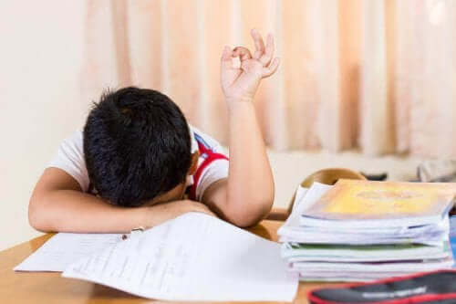 Lapsen anemia voi aiheuttaa väsymystä